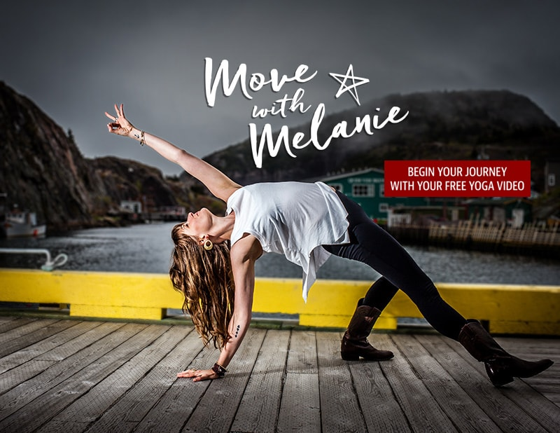 Move with Melanie Caines